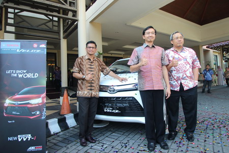 Launching Grand New Avanza