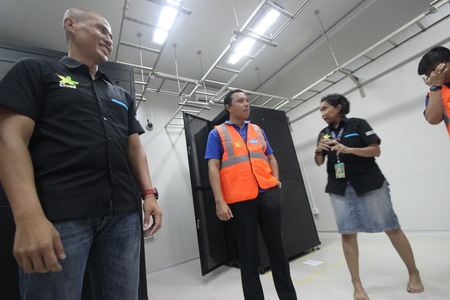 Data centre XL di Balikpapan